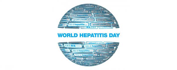 2016世界肝炎日- 關注治療後長期保護,實踐減少65%死亡率