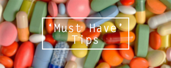 6 'Must Have' Tips when using health supplements