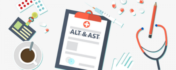 The AST and ALT levels on your blood test results – what do they mean?